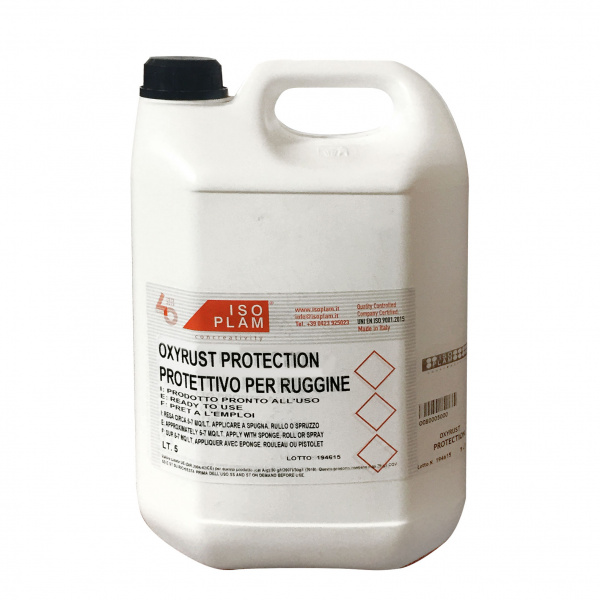 Oxyrust protection