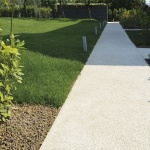 outdoor floor for luxurious residence